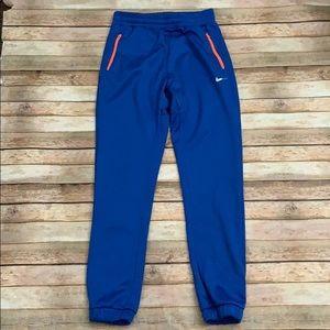 Nike Blue Joggers